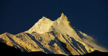 Manaslu - Highest Mountain Peaks