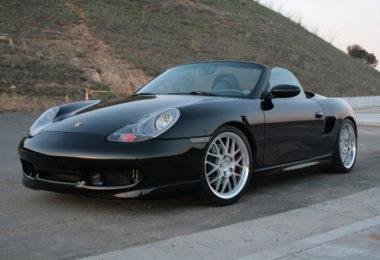 Porsche Boxster 986 - Cheapest Sports Cars