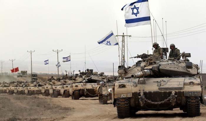 Israel - powerful countries