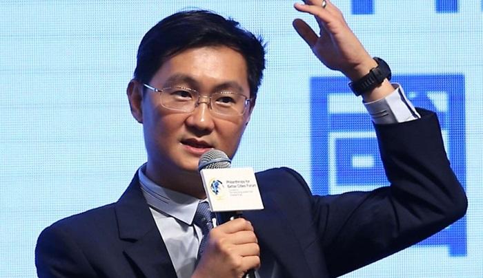 Ma Huateng - Richest Tech Entrepreneurs