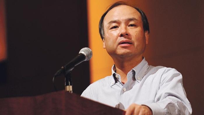 Masayoshi Son - Richest Tech Entrepreneurs