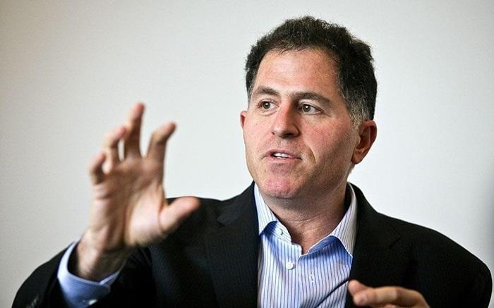Michael Dell - Richest Tech Entrepreneurs