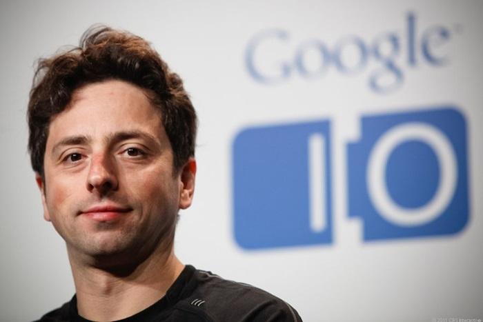 Sergey Brin - Richest Tech Entrepreneurs