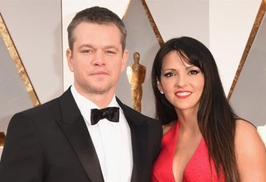 Matt Damon - Celebrities Who Married Their Fans