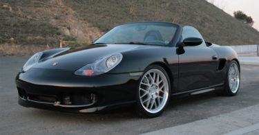 Porsche Boxster 986 - Cheapest Sports Cars