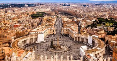 Vatican City - Smallest Countries