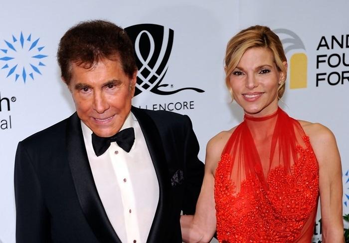 Andrea Hissom - 10 Beautiful Wives Of World Famous Billionaires