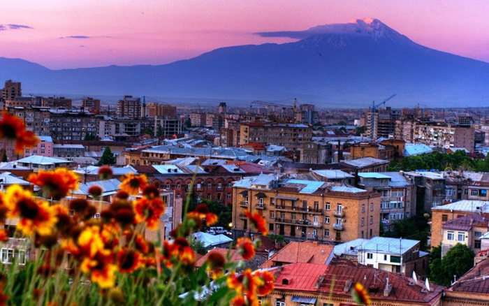 Armenia - 10 visa-free European countries that South Africans can visit