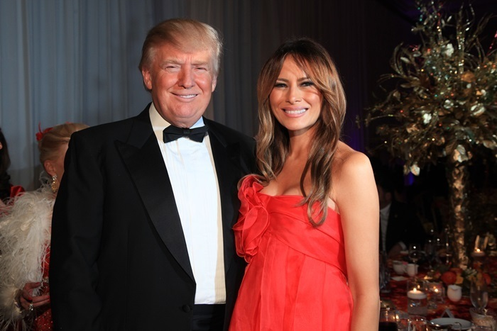 Melania Trump - 10 Beautiful Wives Of World Famous Billionaires
