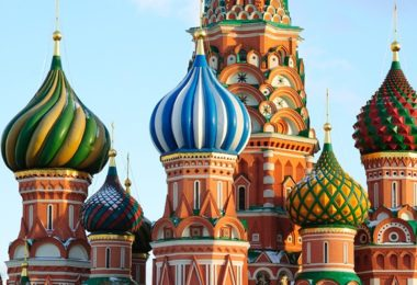 Russia - 10 visa-free European countries that South Africans can visit