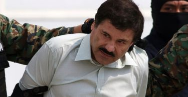 Joaquín El Chapo Guzmán - most dangerous criminals