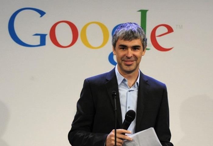 Larry Page - Richest Tech Entrepreneurs