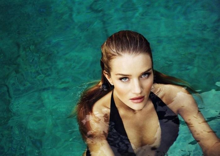 Rosie Huntington-Whiteley - hottest Victoria's Secret Models