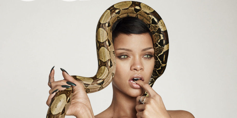 Shocking 10 Celebrities Who Have Posed With Huge Snakes